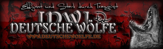 [DW] Deutsche Wölfe Clan :: Clans :: German_Fight_Machines